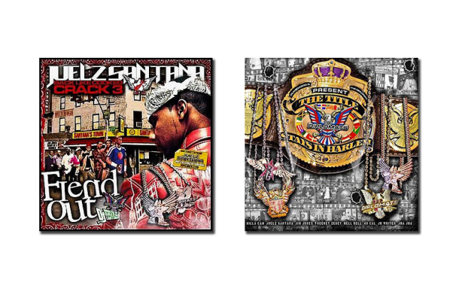 Juelz Santana - Back Like Cooked Crack - VOL.3 & The Diplomats - The Title Stays In Harlem